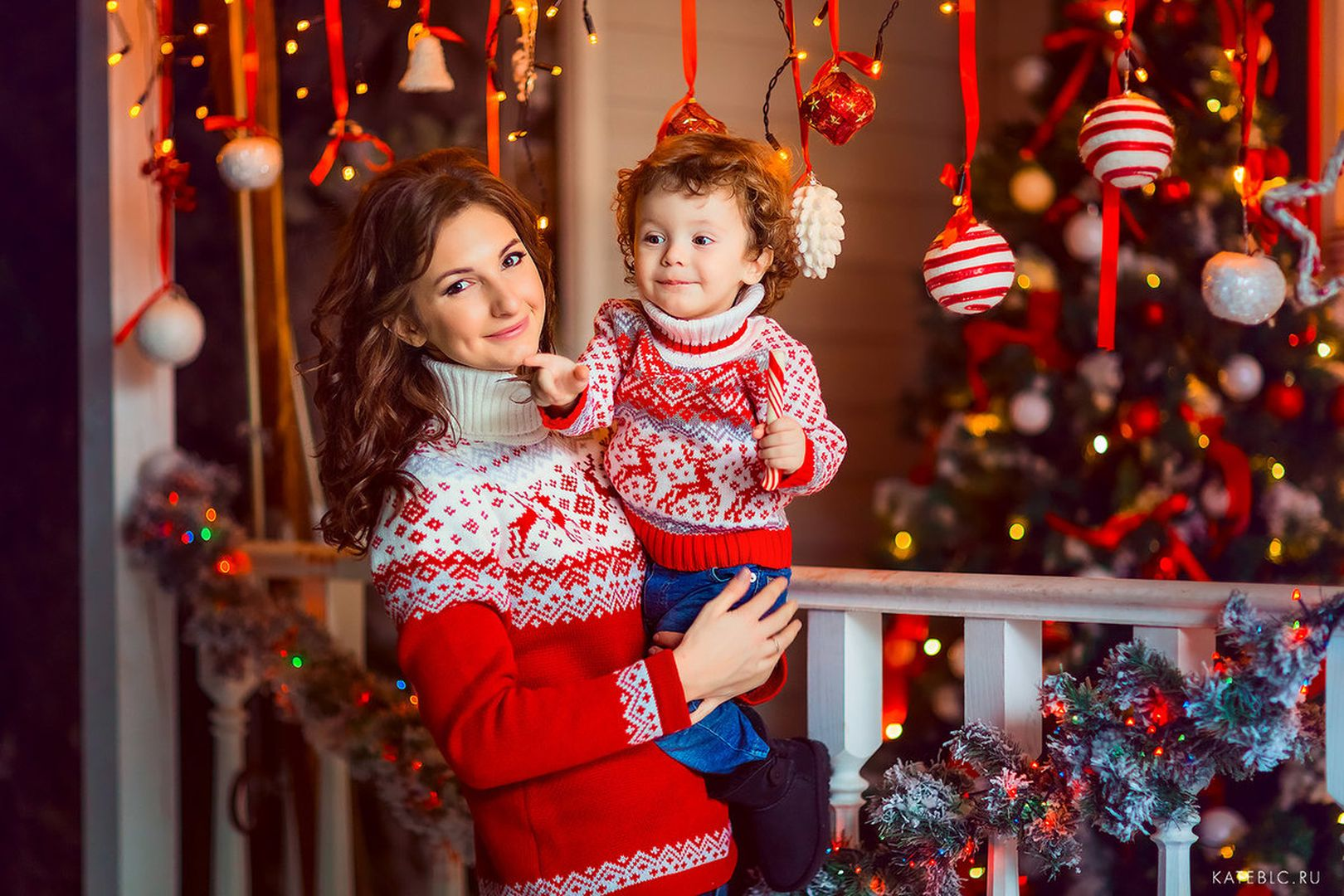 фотосессия на новый год с детьми фотографий красноярска